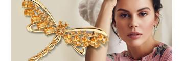 Открытие брендовой секции SOKOLOV в ювелирном магазине АЛМАЗ!